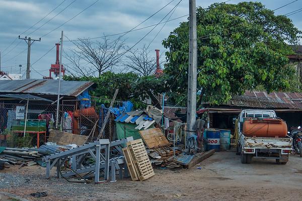 Cambodia - Sihanoukville - February 2015