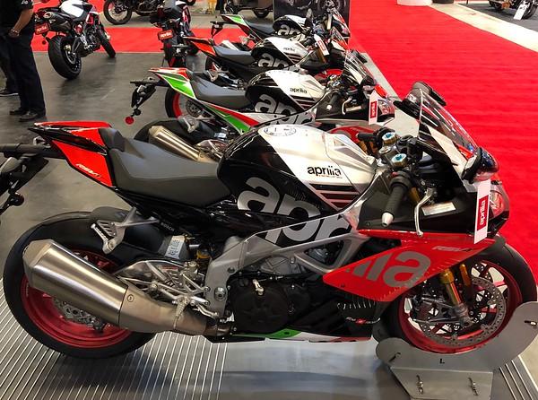 Salon de la moto de Montreal