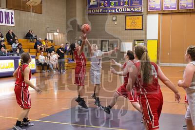 Girls Basketball vs Ripon 2017