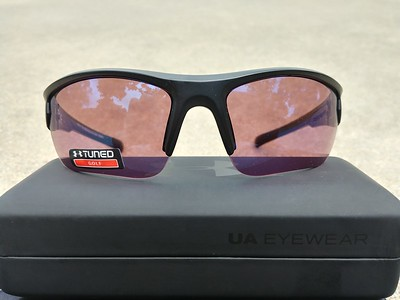 "UA Tuned ""Big Shot"" Sunglasses Review"