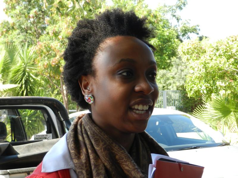 3 - Mgbechi Erondu - Gaberone - Anne Davis