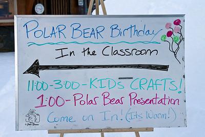 2012 POLAR BEARS BIRTHDAY