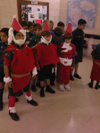 Xmas Meeting - 11th Dec '08