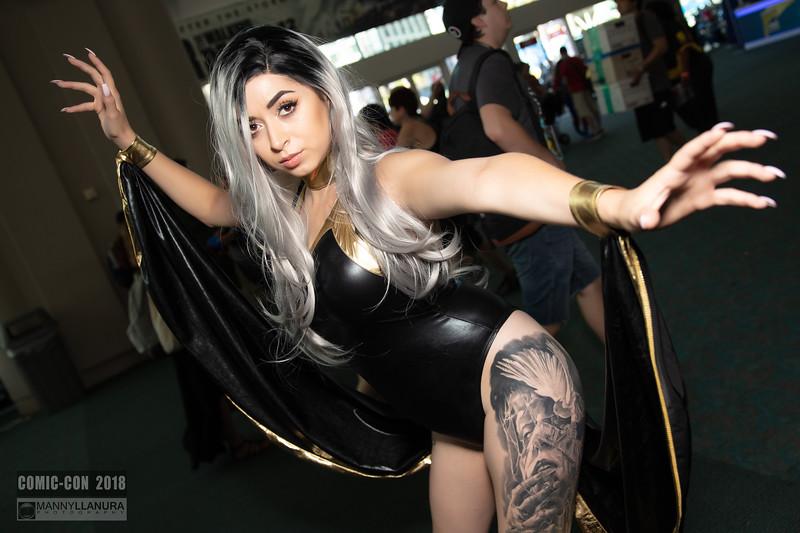 Comic Con Cosplay Day 4 Hall Shots 2