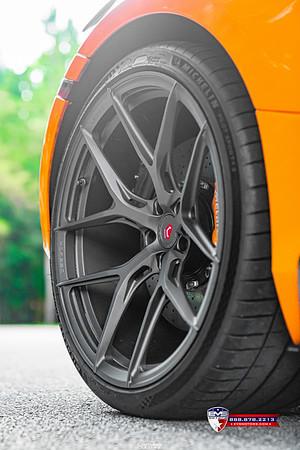 McLaren 720s Vorsteiner Silverstone Edition