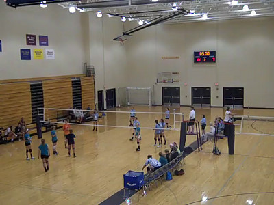 LCL Girls Volleyball Summer League 2014
