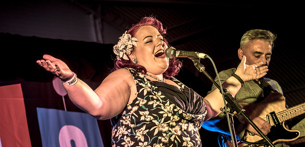 Miss Mary & The Mr Rights, Atomic Festival 2016