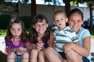 2010-08 Vondran Kids