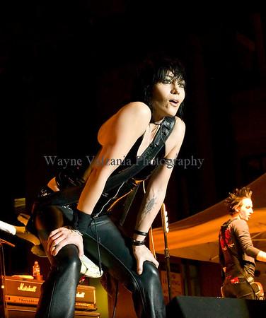 Joan Jett - Orlando Concert