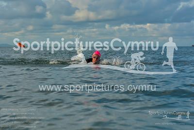 Sandman Triathlon - Legend Swim Exit