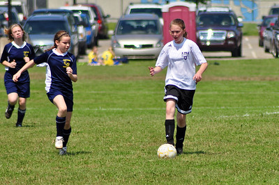 5.23.10 - U12 Girls - Mars (Standish) vs. LC United