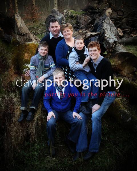 Smyth Family Portraits