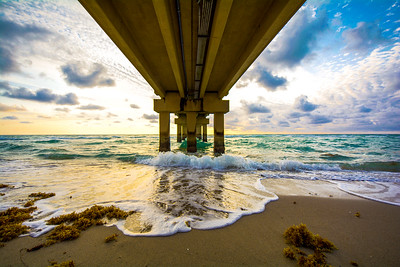 Piers of Florida
