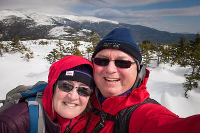 Mt Pierce 4300 Feet!