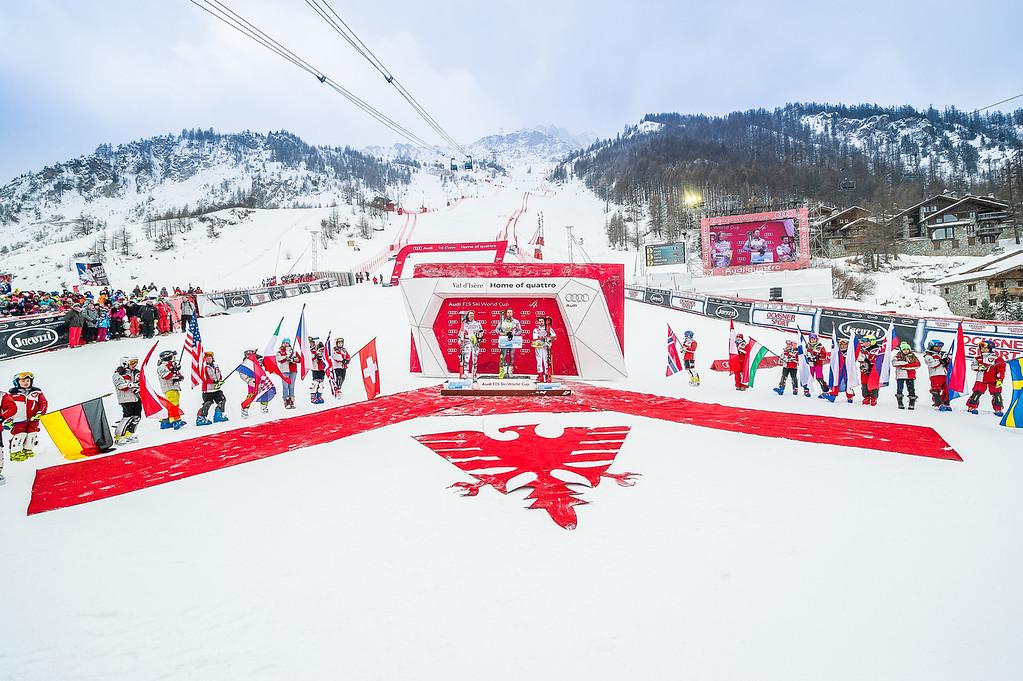 Copa del Mundo de esquí Val d'Isère