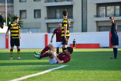 Football - First Division - Lynx Fc 2-0 Glacis Utd