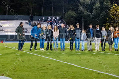 2019-20 Fall Senior Night