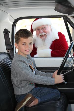 Mason Culbreth's Santa Session