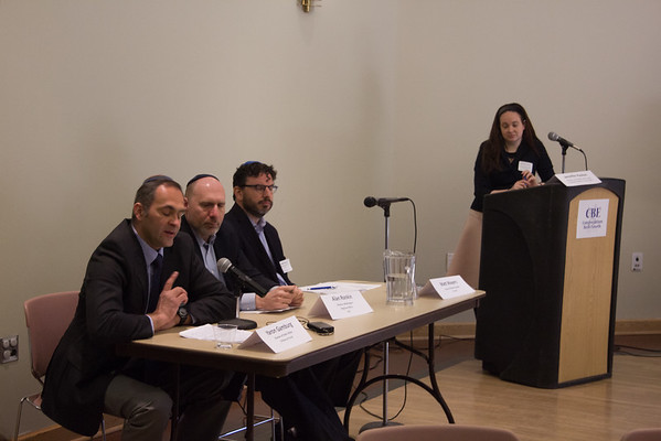 Forum on Supporting Israel - May 2016