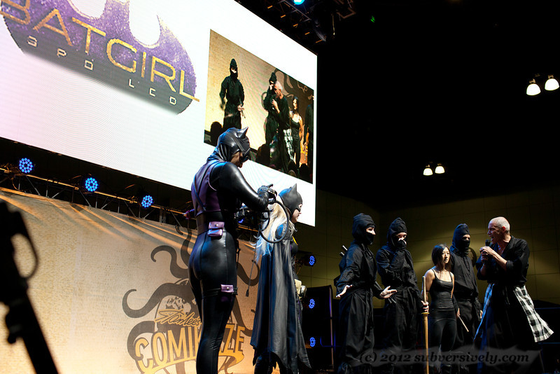 Q&A time for the Batgirl: Spoiled crew.