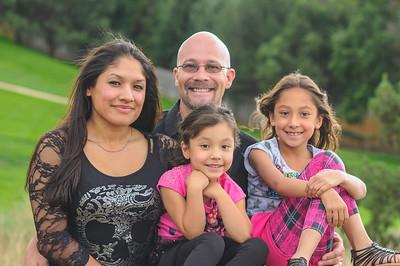 Vining Family Portraits