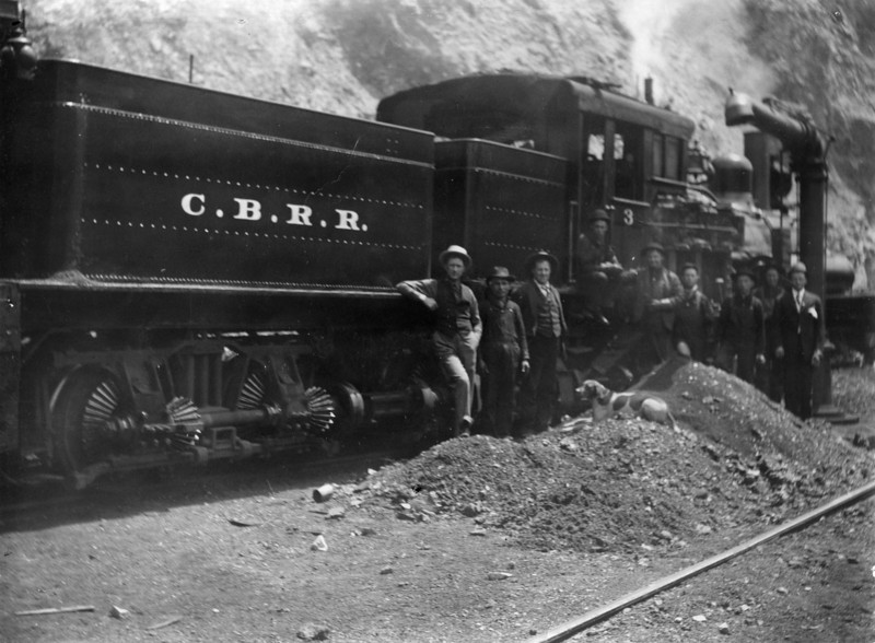 Copper Belt No. 3,  photo taken in 1914