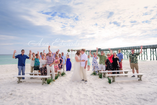 Brett & Abby  |  Panama City Beach