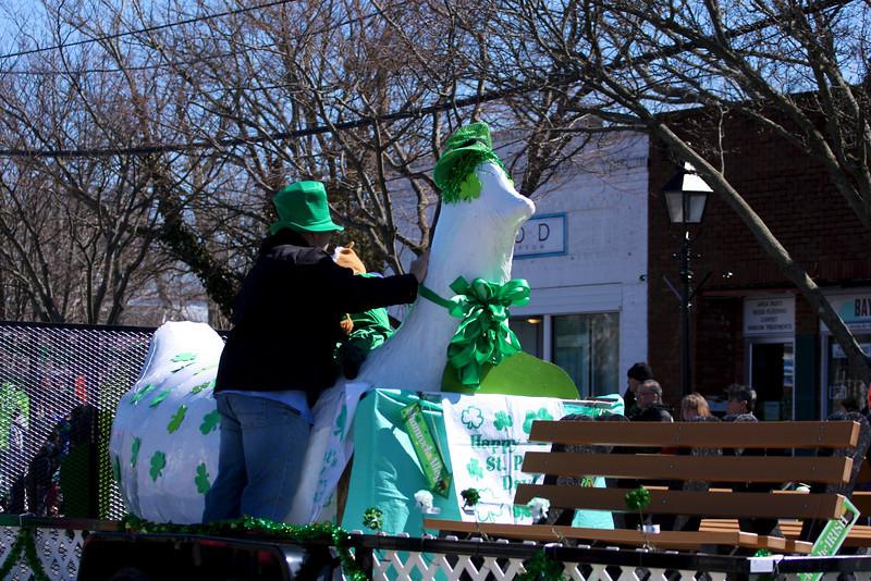 Westhampton Beach St. Patricks Day Parade 2013