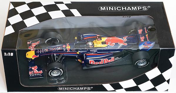 1/18 Formula 1: 2010-Present