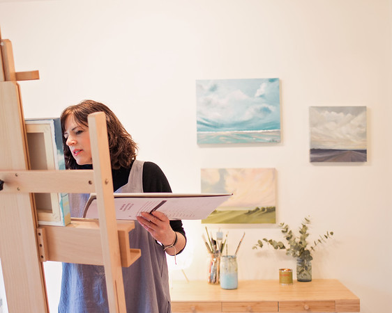 Ann Artist Headshots