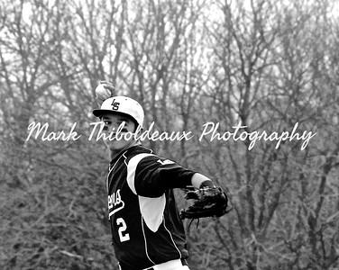 Lampeter-Strasburg Varsity Baseball v. McCaskey 3.27.14