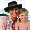 Former Miss South Africa Diane Tilton-Davis and daughter
