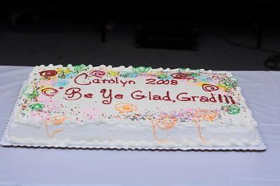 Carolyn's Graduation Party
