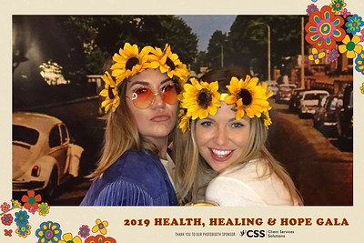 Annual Health, Healing and Hope Gala 10.05.2019
