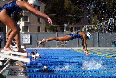 10/18/03 UCSB Swimming