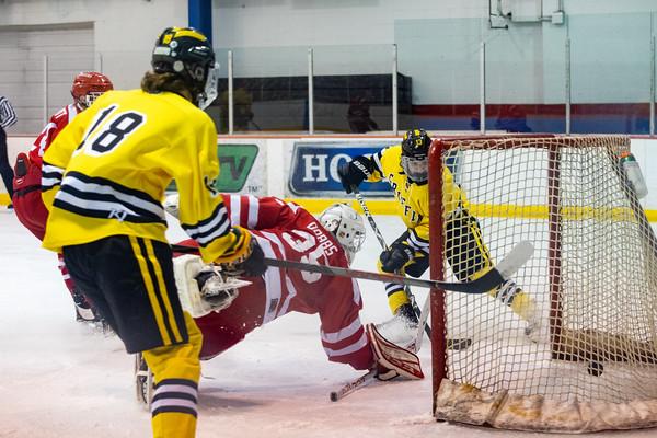 Ice Hockey: Kirkwood vs Vianney