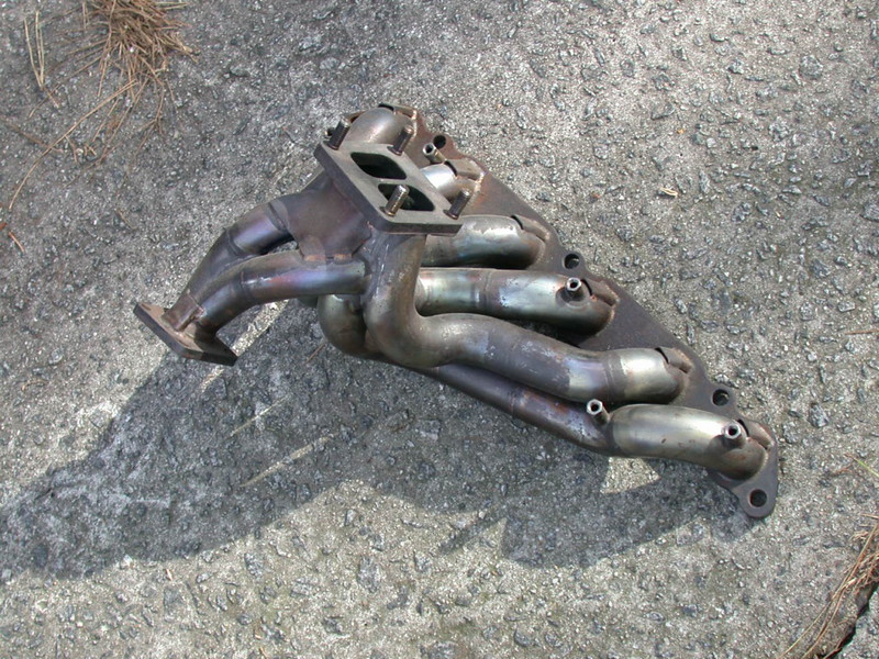 Jeff Tamulis' SS T-Series tubular header