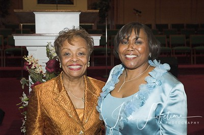 Appreciation Reception for Sis Mary Jones