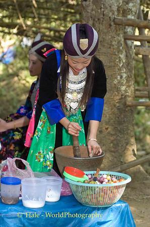 Laos December 2008