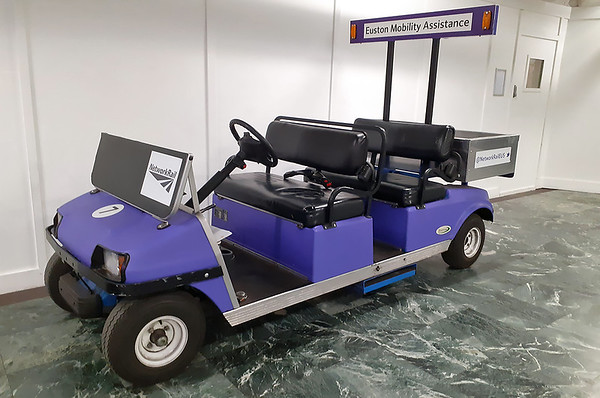 Station Mobility Buggies