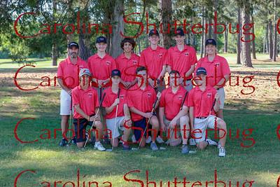 Hillcrest Boys Golf Team 2019