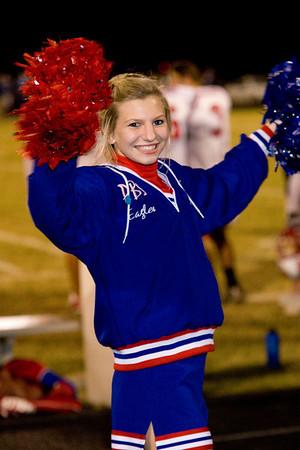 PBS vs. West Feliciana Cheerleaders, Band & Steppers '08