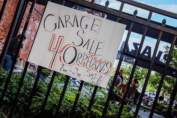 2013 Garage Sale For Orphans