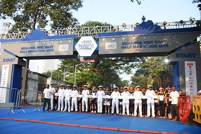 Navy Half Marathon 2019