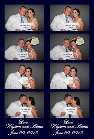 Krysten and Adam's Wedding