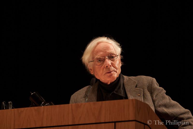 Poet W.S. Merwin