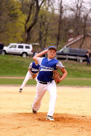 23 April - VV Baseball v. Mendham