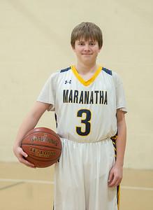 Academy Basketball Team 2020