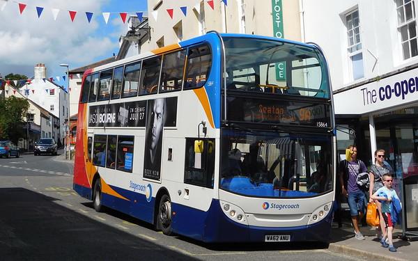 06.08.16 - Lyme Regis and Seaton