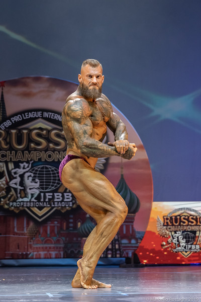 2nd Place 55 Богданов Руслан